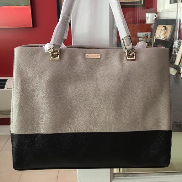 396884888d3c0 KATE SPADE Large Shoulder Bag Purse Colorblock NWT